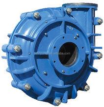 high chrome/rubber lined horizontal centrifugal slurry pump for mining
