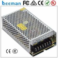 pitch 10mm indoor led video wall controller rgb led 12v 150w led switching power supply
