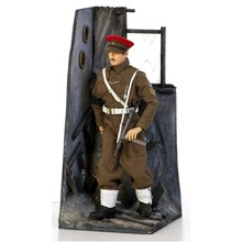 1:6 Scale Military Toys with Display Case