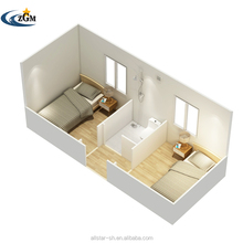 high quality mobile living house container homes/container hotel
