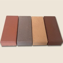 18 # refractory multicolor solid paving brick for sample