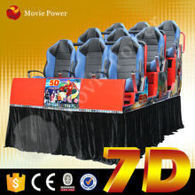 electric 2 players car racing games 5d 7d simulator exciting go kart