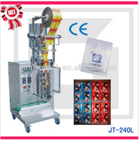 JT-240L new condition liquid packing machine/ tomato sauce packing machine price