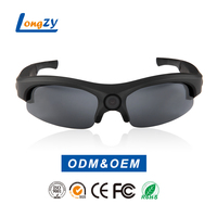 Hidden spy glasses with video camera SunGlasses with 32GB Memory