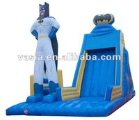Kids outdoor thick pvc inflatable climber boucner equipment