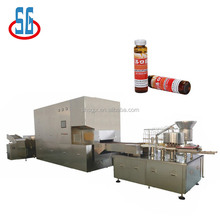 SGKGZ High Speed Vial Filling Inserting Sealing Machine/Automatic Vinjection Vial Filling Stoppering Capping Machine