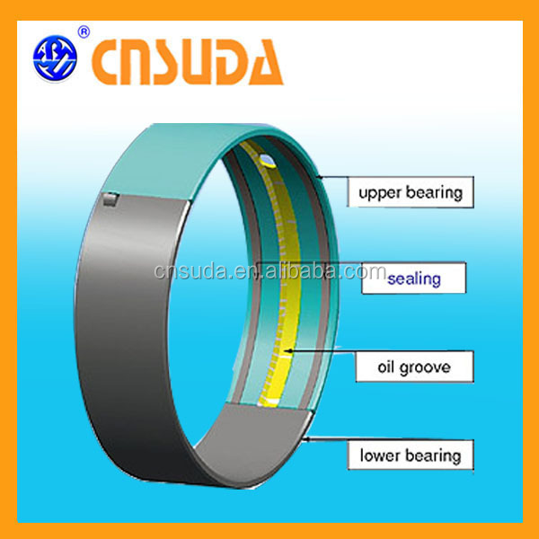 6D130 Crankshaft Engine Bearing NH220