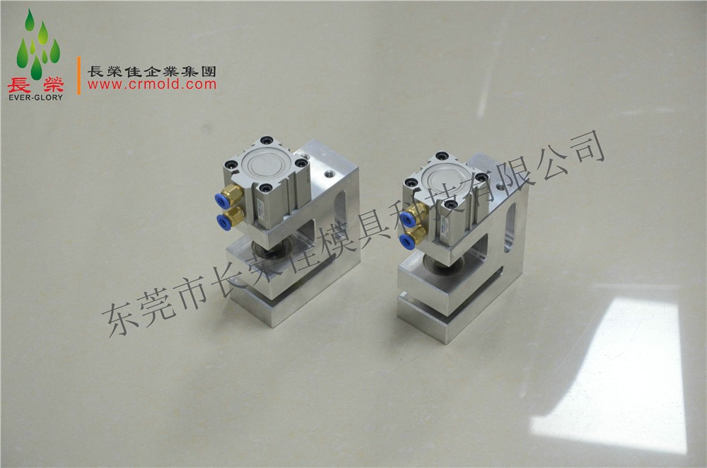 Pneumatic Circle Air Hole Punch for Plastic Packaging Bag