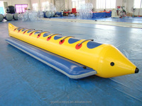 inflatable banana boat adult inflatable boat