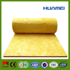 heat insulation glass wool roll use roof wall for house building material