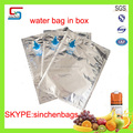 2016 new style 5l 10l bag in box for water