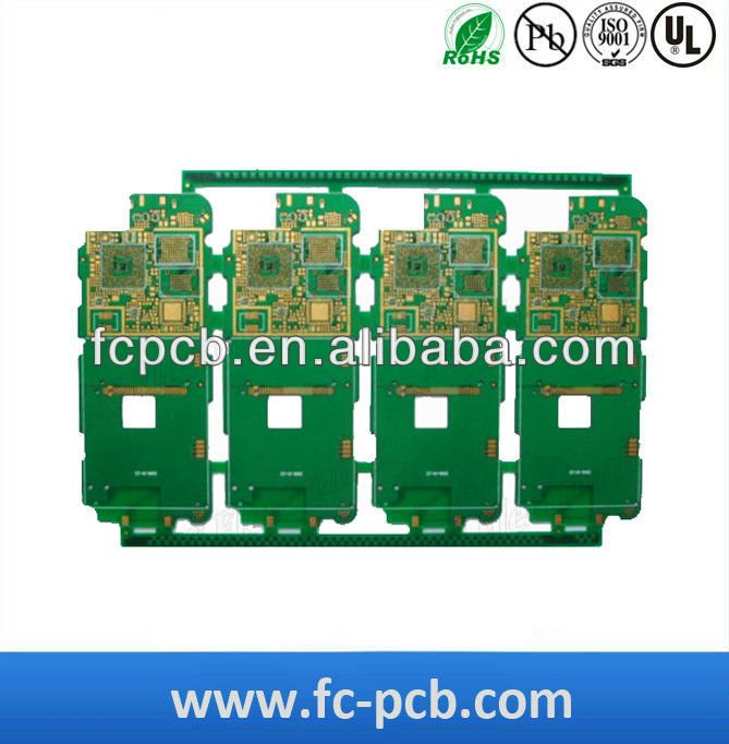 Android phone PCB manufacturer made in China