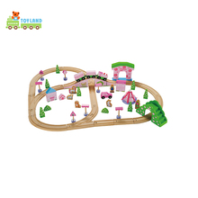 Cheap Eco-Friendly Wholesale Toy Train Model