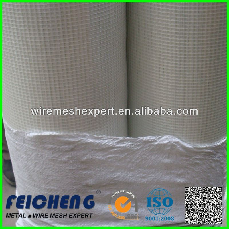 Reinforcement Concrete Fiberglass Mesh With Soft Flexible Alkali Resistant Wall Material