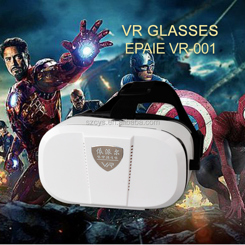 Best selling wholesale 3d vr box video,vr headset dropship