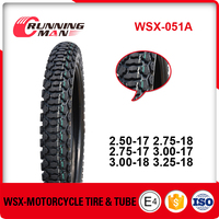 Cheap Motorcycle Off Road Tyre 250-17