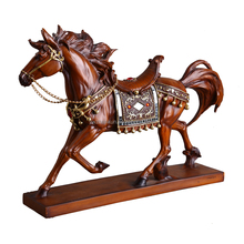 Creative Horse Ornaments Resin Craft Family Decoration Horse Crafts