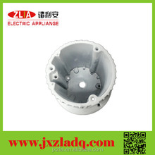 Anodized Aluminium LED spotlighting lamp heatsink with good quality