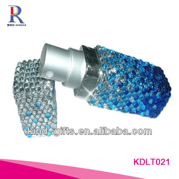 Bling Bling Rhinestone Creed Perfume Perfume Bottle With Crystal China Factory