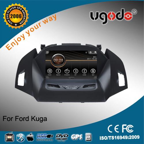 ugode car dvd vcd cd mp3 mp4 player for Ford Kuga
