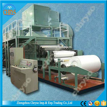 China hot sale 500/40 T/D automatic a4 copy paper machine production line