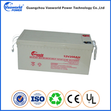 Top 1 Quality 12V 250Ah Agm Battery For Ups System