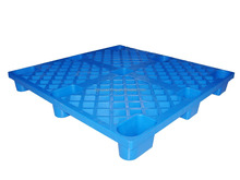 cheap price mini HDPE meshed 9 legs 4 way entry plastic pallet