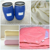 Factory price super fluffy soft silicone oil for cotton,yarn and cotton blended fabrics