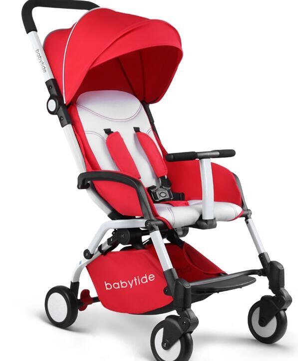 Factory sell children toy 2016 baby stroller buy good Motorized baby stroller