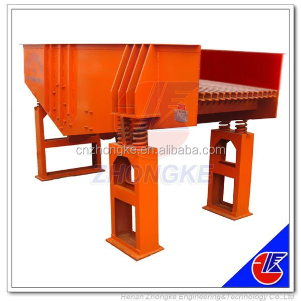 Mining machinery stone/rock/gravel electromechanical vibrating feeder