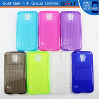 Newest Diamond Pattern Case For Samsung S5 G900 TPU Case For Galaxy S5 I9600 G900 TPU Case For I9600