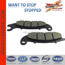 good quality brake disc pads motorcycle for HONDA-CBR 125 R8 (Canada)