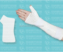 Thermoplastic Splint for Finger and ELBOW use Thermoplastic Sheet Replace Fiberglass Splint with FDA CE Certificate