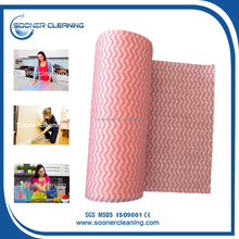 Spunlace Nonwoven Disposable Dry Industrial Cleaning Wipes; Super Absorbent Nonwoven Cleaning Wipes