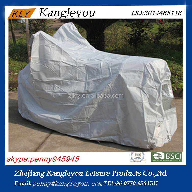 Hot sell polyester motorcycle cover