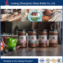 Linlang welcomed glassware products,RUSTIC TOMATO CHILI SAUCE- 100% Natural Homemade just like Grandma's (2 bottles)