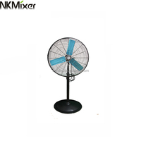 "ETL 26""30""High velocity Metal Industrial large outdoor stand fan/outdoor"