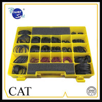 excavator 47-4782 rubber o-ring assortment kit for CAT