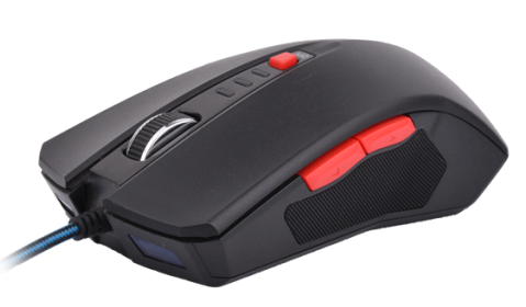 shenzhen computer accessories ergonomic wired 6d LED optical gaming mouse
