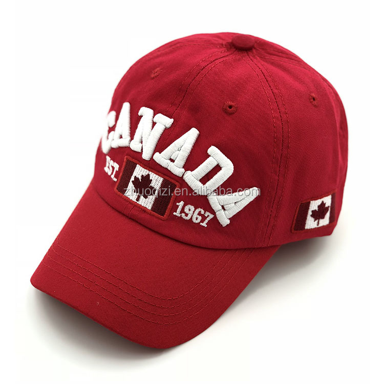 Wholesale Custom Embroidery Canada Baseball <strong>Cap</strong>