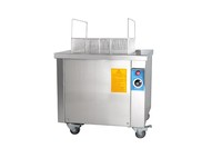 GT SONIC ultrasonic cleaner fluid 40L ultrasound cleaning equipment timer and heater