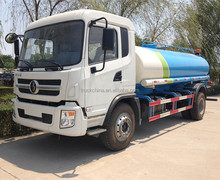 Shacman 4x2 10cbm Mini Water Tank Truck For Sale