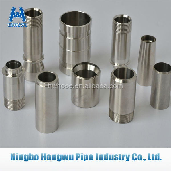 304 stainless steel fitting for pipe end connection (Ningbo)