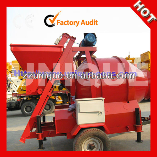 High Quality JZM500 Pictures of Concrete Mixer