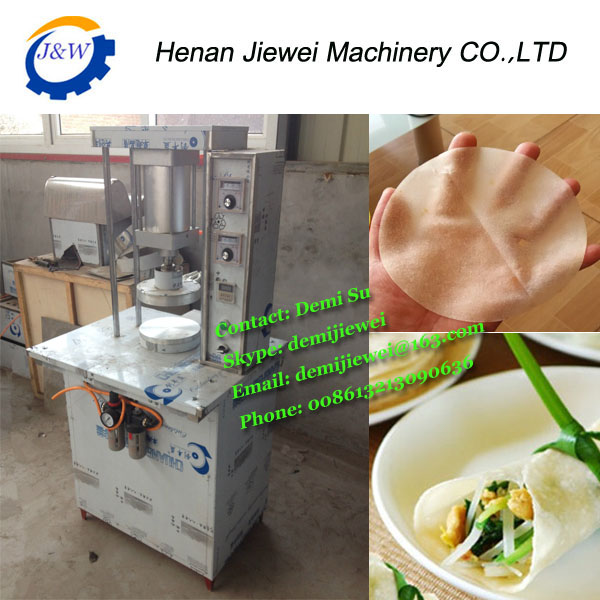 High quality automatic roti paratha making machine
