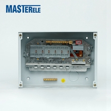 single phase customized electrical load centers/modular enclosures/panel box