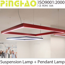 Zhongshan supplier wholesale price 30w modern led pendant lamp