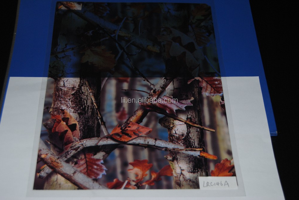 New Camo Pattern Water Transfer Printing Film ,Hydrographic Film,100cm Width No.LRC146A