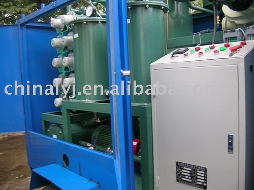 Used Transformer oil Regenerating equipment