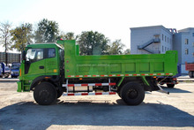 Top Brand Dongfeng Diesel Euro 3 4x2 mini Dump Truck for sale